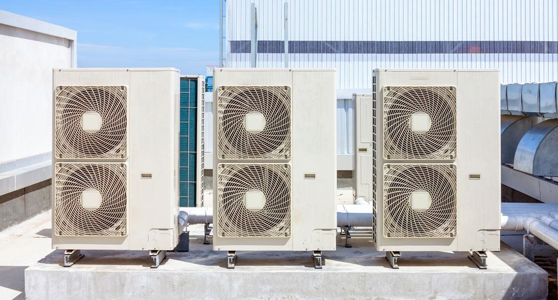 Vnější jednotka klimatizace