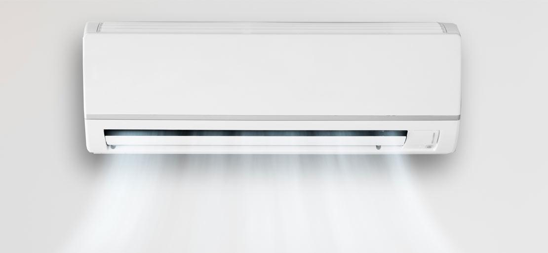 Vnitřní jednotka klimatizace na stěnu